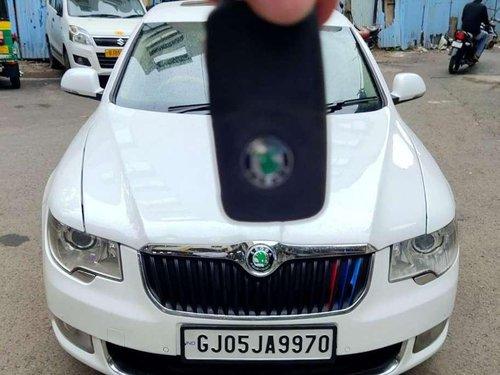Used 2012 Skoda Superb MT for sale in Surat