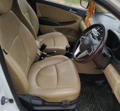 Used Hyundai Verna 2011 MT for sale in Hyderabad