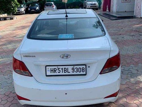 Used 2016 Hyundai Verna MT for sale in Gurgaon