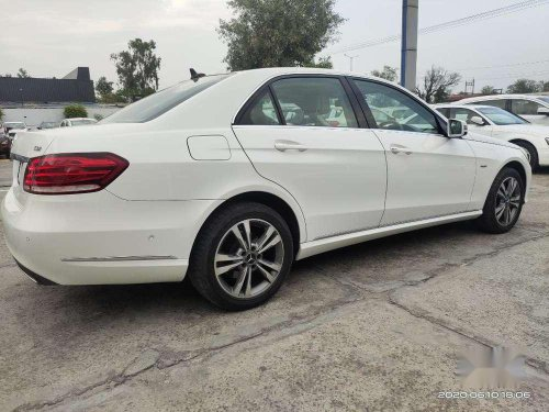 Used Mercedes Benz E Class 2016 AT for sale in Karnal