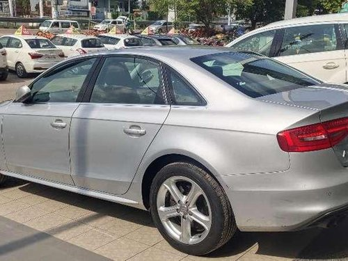 Used Audi A4 2.0 TDI 2013 AT for sale in Lucknow -10