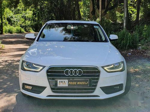Used Audi A4 35 TDI Premium 2015 AT for sale in Hyderabad