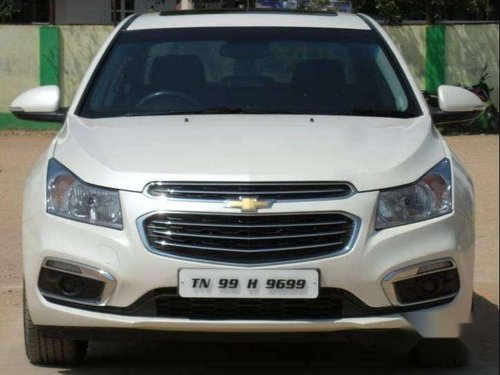 Used Chevrolet Cruze LTZ 2017 MT for sale in Coimbatore