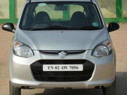 Used Maruti Suzuki Alto 800 LXI 2013 MT for sale in Coimbatore