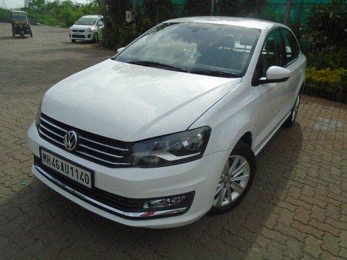 Used 2016 Volkswagen Vento 1.5 TDI Highline AT for sale in Mumbai