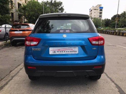 Maruti Suzuki Vitara Brezza VDi 2017 MT in Mumbai