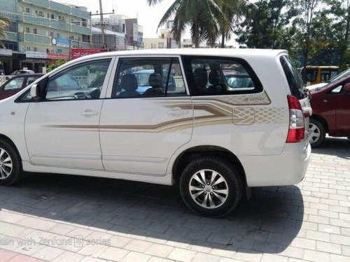 Used 2016 Toyota Innova MT for sale in Bangalore