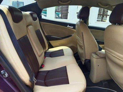 Used 2013 Hyundai Verna 1.4 EX MT for sale in Nagpur