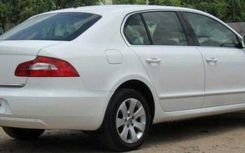 Used Skoda Superb 2012 AT for sale in Coimbatore