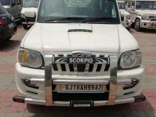 Used Mahindra Scorpio 2009 MT for sale in Ahmedabad