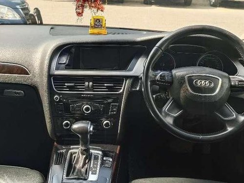 Used Audi A4 2.0 TDI 2013 AT for sale in Lucknow -7