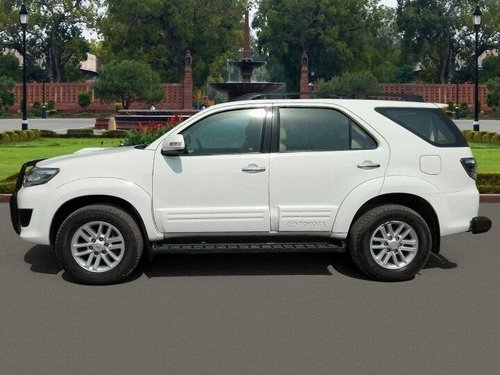 Used Toyota Fortuner 2012 MT for sale in New Delhi