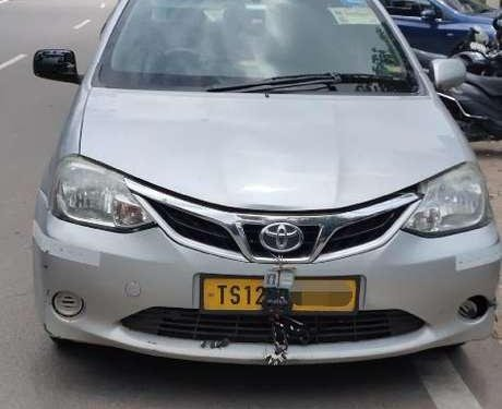 2017 Toyota Etios GD MT for sale in Hyderabad