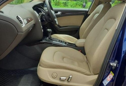 Audi A4 2.0 TDI Multitronic 2014 AT for sale in Mumbai -2
