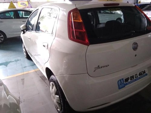 Used Fiat Punto 2012 MT for sale in Indore