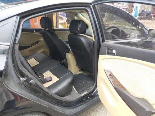 Used Hyundai Verna CRDi SX ABS 2012 MT for sale in Chennai