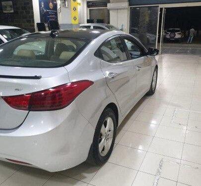 Used Hyundai Elantra CRDi SX 2013 MT for sale in Amritsar