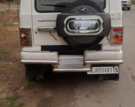 Used Mahindra Bolero ZLX 2015 MT for sale in Jaipur