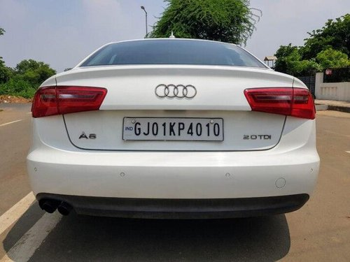 Used Audi A6 35 TDI 2012 AT for sale in Ahmedabad