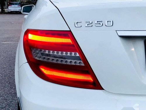 Used 2011 Mercedes Benz C-Class AT for sale in Karnal