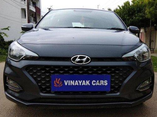 Hyundai Elite i20 1.2 Spotz 2018 MT for sale in Jaipur