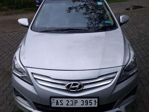 Used Hyundai Verna 1.4 VTVT 2016 MT for sale in Guwahati