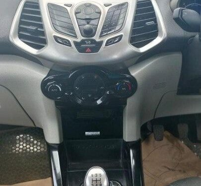 Used Ford EcoSport 2013 MT for sale in Nashik