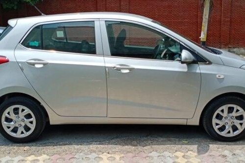Used Hyundai Grand i10 2018 AT for sale in New Delhi