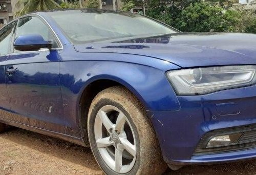 Audi A4 2.0 TDI Multitronic 2014 AT for sale in Mumbai -13