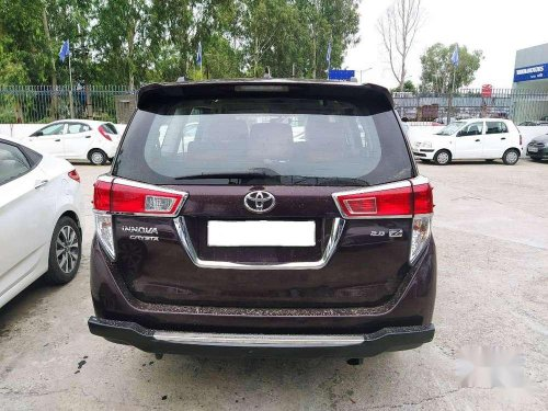 Used Toyota Innova Crysta 2018 AT for sale in Kaithal