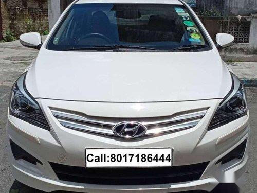 Used 2016 Hyundai Verna MT for sale in Kolkata