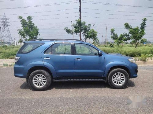 Used 2012 Toyota Fortuner AT for sale in Karnal