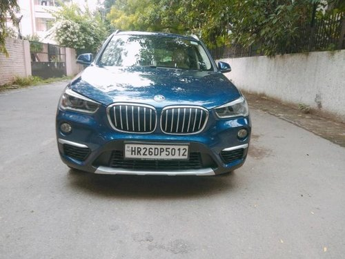 Used BMW X1 2018 AT for sale in New Delhi-10