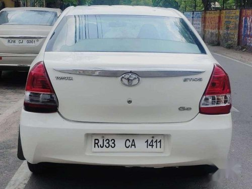 Used 2012 Toyota Etios GD MT for sale in Jaipur