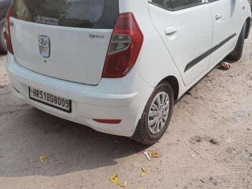 Used Hyundai i10 Sportz 2015 MT for sale in Gurgaon