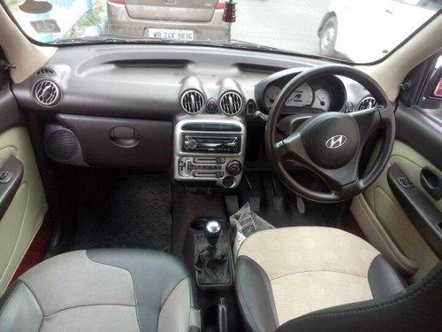 Used Hyundai Santro Xing 2010 MT for sale in Kolkata