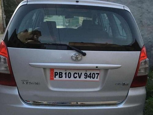 Used 2010 Toyota Innova MT for sale in Amritsar