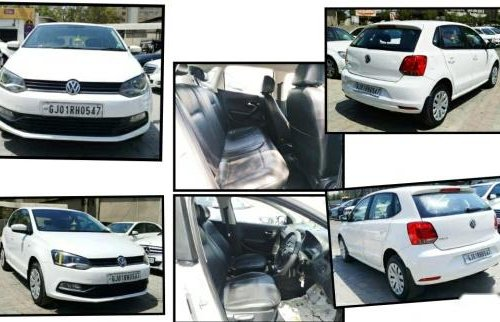 Volkswagen Polo 2014 MT for sale in Ahmedabad