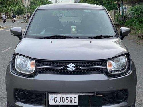 Used Maruti Suzuki Ignis 1.2 Delta 2018 MT in Surat