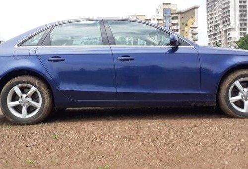 Audi A4 2.0 TDI Multitronic 2014 AT for sale in Mumbai -6