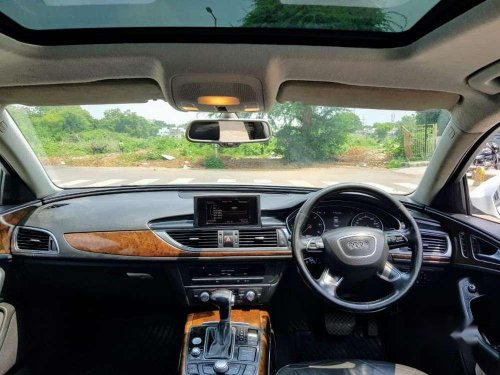 Used Audi A6 2.0 TDI 2012 AT for sale in Ahmedabad