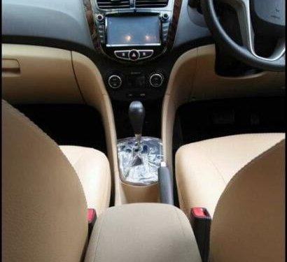Used 2017 Hyundai Verna 1.6 SX VTVT AT in Bangalore
