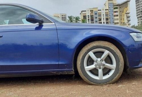 Audi A4 2.0 TDI Multitronic 2014 AT for sale in Mumbai -12