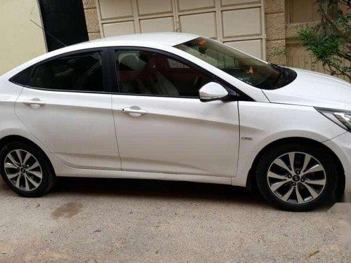 Hyundai Fluidic Verna 2015 MT for sale in Nagar