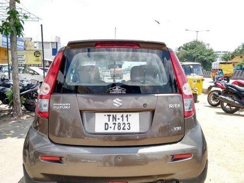 Maruti Suzuki Ritz Vxi BS-IV, 2013, MT for sale in Chennai