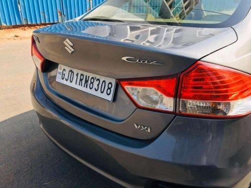 Maruti Suzuki Ciaz VXI, 2016, MT in Ahmedabad