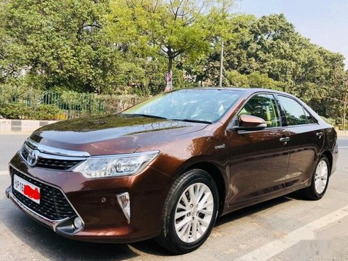 Used 2015 Toyota Camry 2.5 Hybird AT in New Delhi