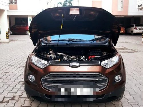 Used Ford EcoSport 2017 AT for sale in Chennai