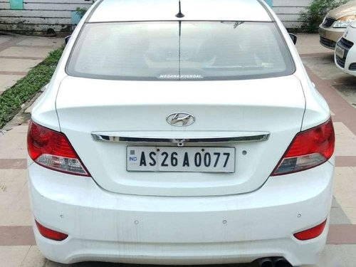 Hyundai Fluidic Verna 1.6 CRDi SX, 2013, MT for sale in Guwahati