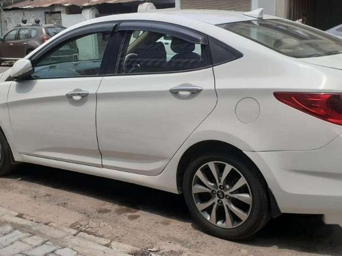 Used 2013 Hyundai Fluidic Verna MT for sale in Kanpur